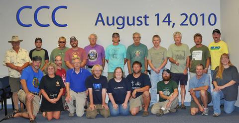CCC members 2010